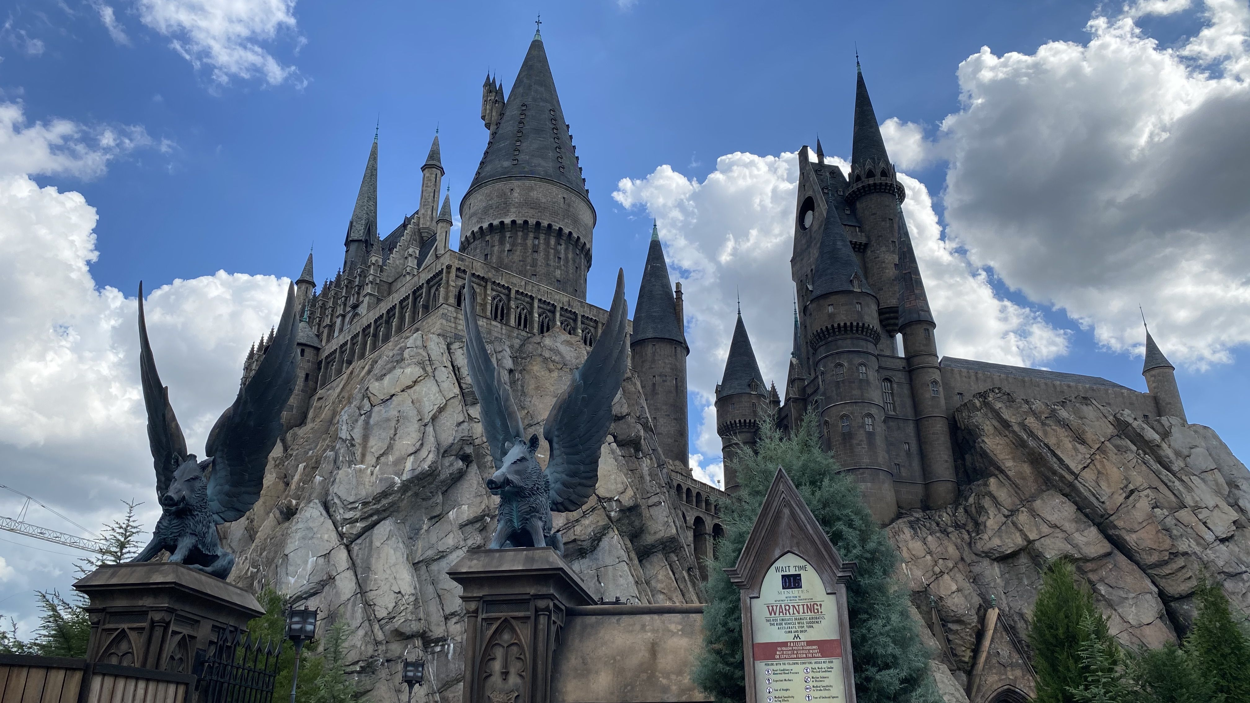 The Magical Rides At The Wizarding World Of Harry Potter In 2020 Harry Potter World Rides Wizarding World Of Harry Potter Harry Potter Cast