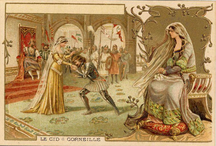 Corneille le Cid