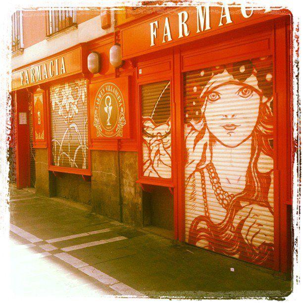 Farmacia En Pamplona Pharmacy Design Garden Nursery Exterior