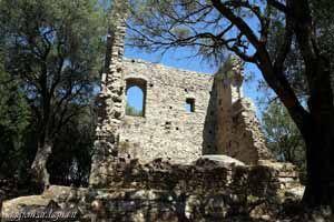 Luogosanto - palazzo di Baldu