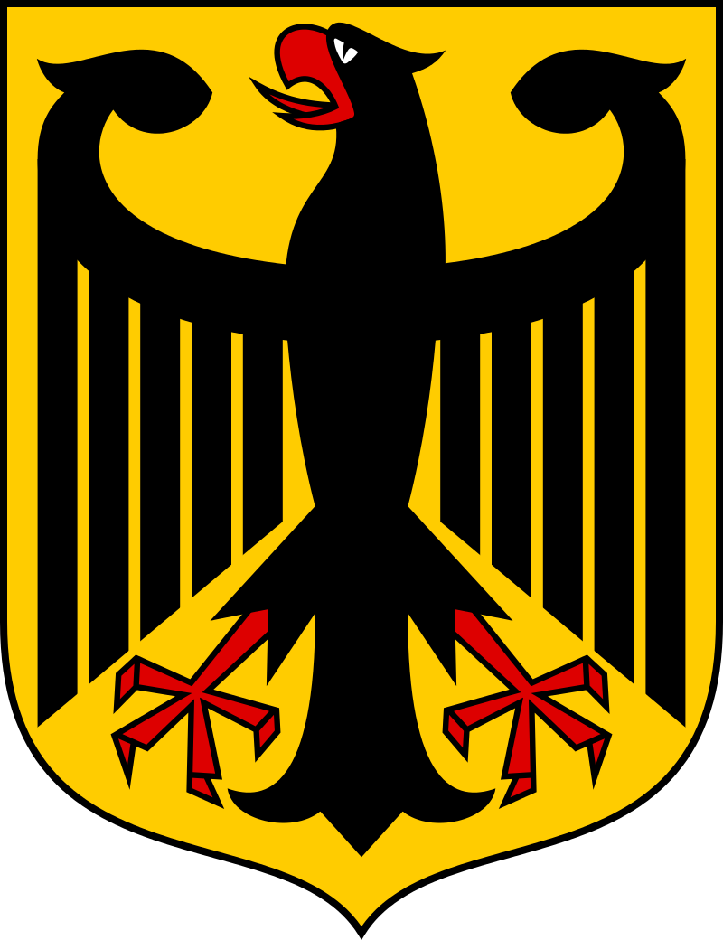 Coat of arms of Germany - Wikipedia, the free encyclopedia