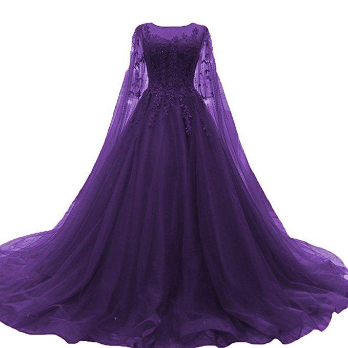 wow - was für ein kleid! dieses vintage brautkleid in lila