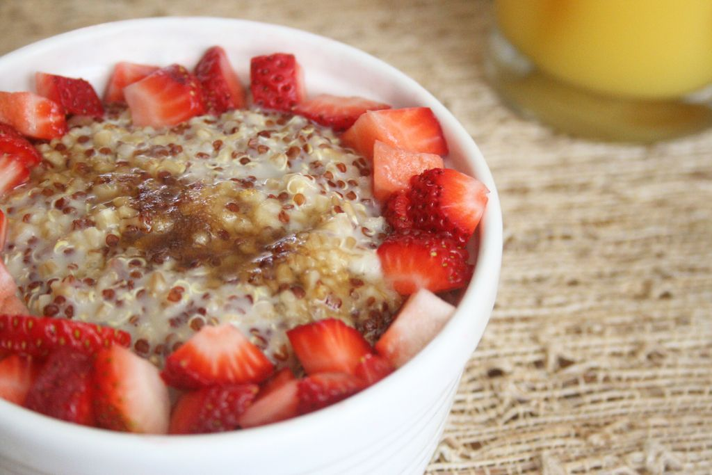 Make This Quinoa Oatmeal Breakfast Thug Kitchen
