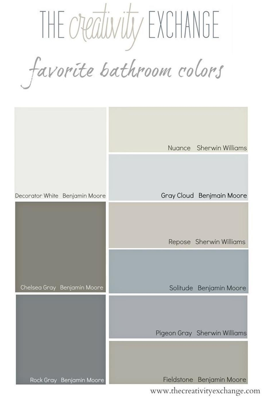 Perfect Warm Neutral Paint Colors For Bathroom 3 Bathroom Wall