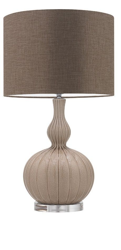 Ordinaire InStyle Decor.com Taupe Table Lamps, Modern Taupe Table Lamps, Contemporaryu2026