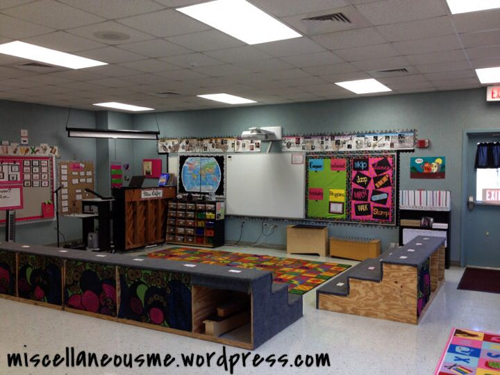 Classroom Layout Tool ~ Theatre or choir classroom idea school pinterest