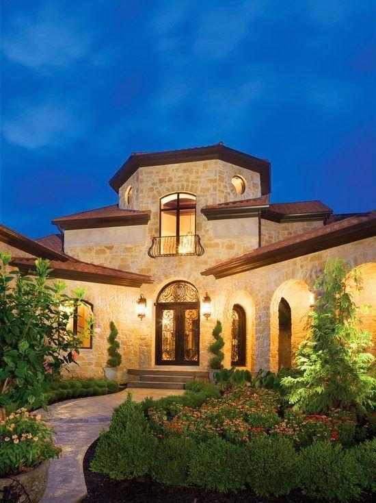 Fachadas de casas mediterranea mediterranen for Design mediterraneo per la casa