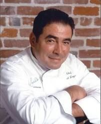 Learned a lot about cooking from Emeril Lagasse...try his pulled pork recipe with homemade sauce/apple cider vinegar - it's to die for!