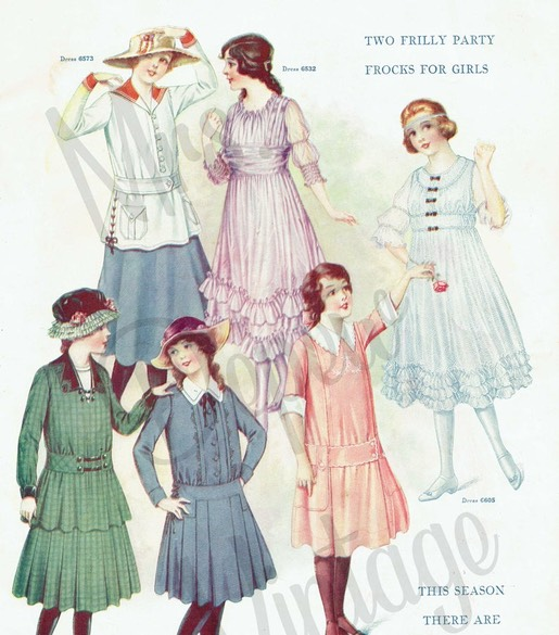Pictorial Review Fashion Book Quarterly Summer 1916 Mrs Depew Vintage In 2020 Fashion Books Review Fashion Fashion