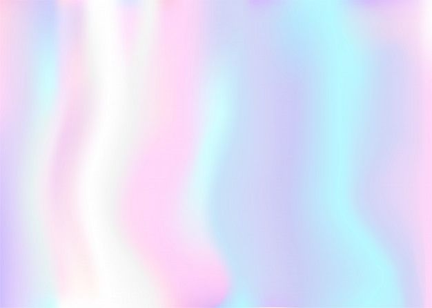 Iridescent Holographic Background in 2020 Holographic