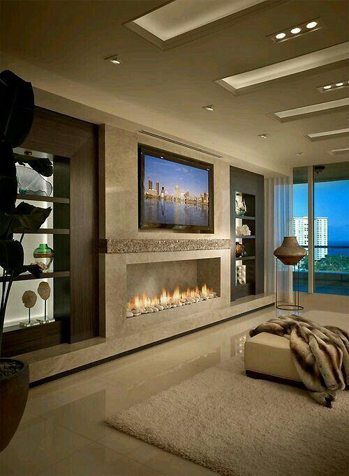 Bedroom Fireplace Design Pinlavinia Cioanca On Home  Pinterest  Ceilings