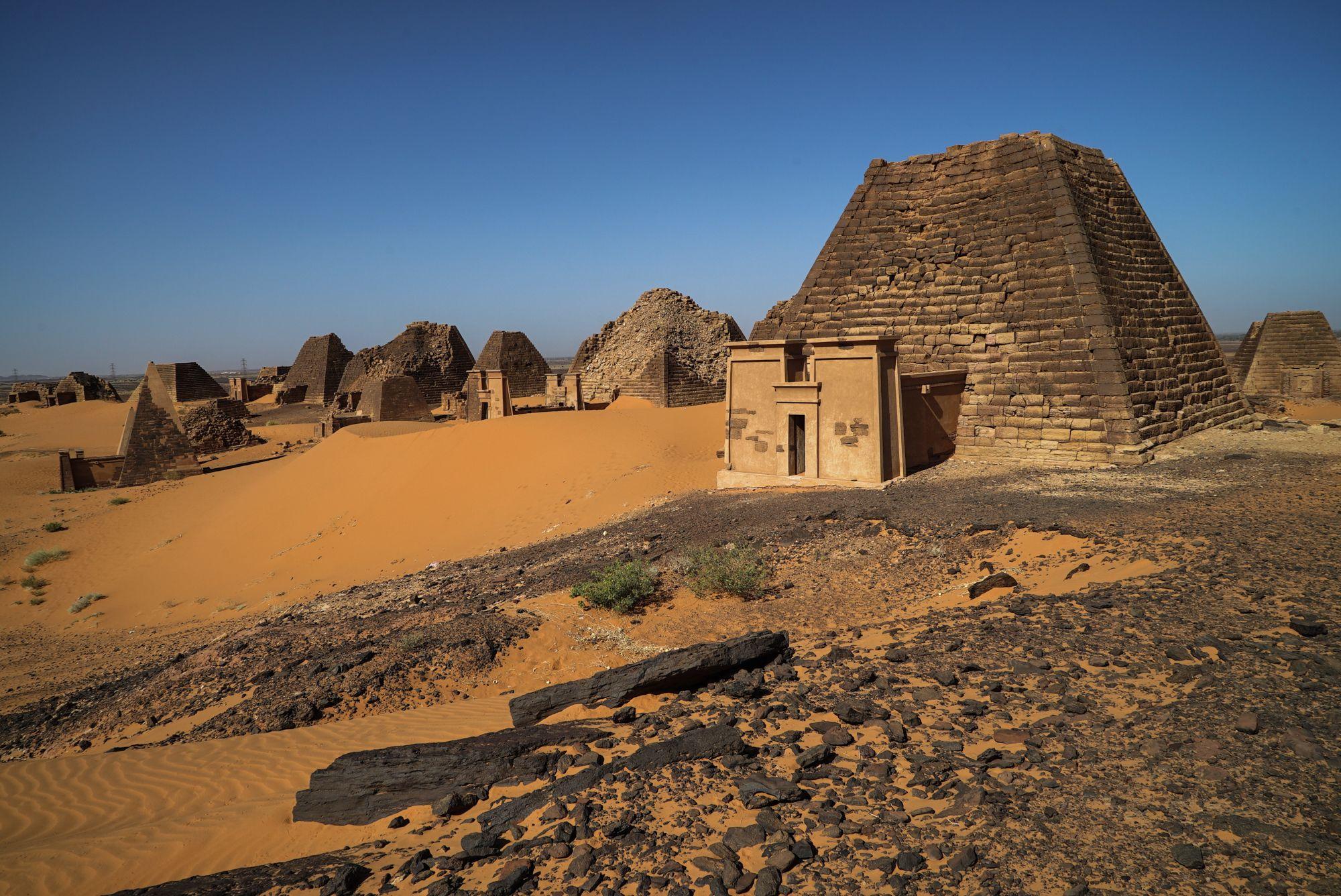 практике мало судан пирамиды фото пробег хочу