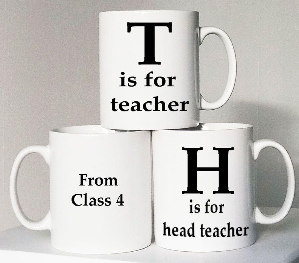 Personalized mugs cheap uk - Teacher Mug Teacher Gifts Personalised Teacher Gift Teacher Gift Uk Teacher Cup