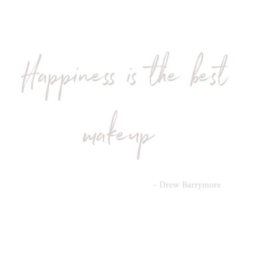 WAKE up HAPPY AND STAY that way ❤️⭐ #drewbarrymore #drewbarrymorequotes #happy #happiness #wakeuphap #drewbarrymore #drewbarrymorequotes #HAPPY #i wake up for makeup quotes #STAY #Wake