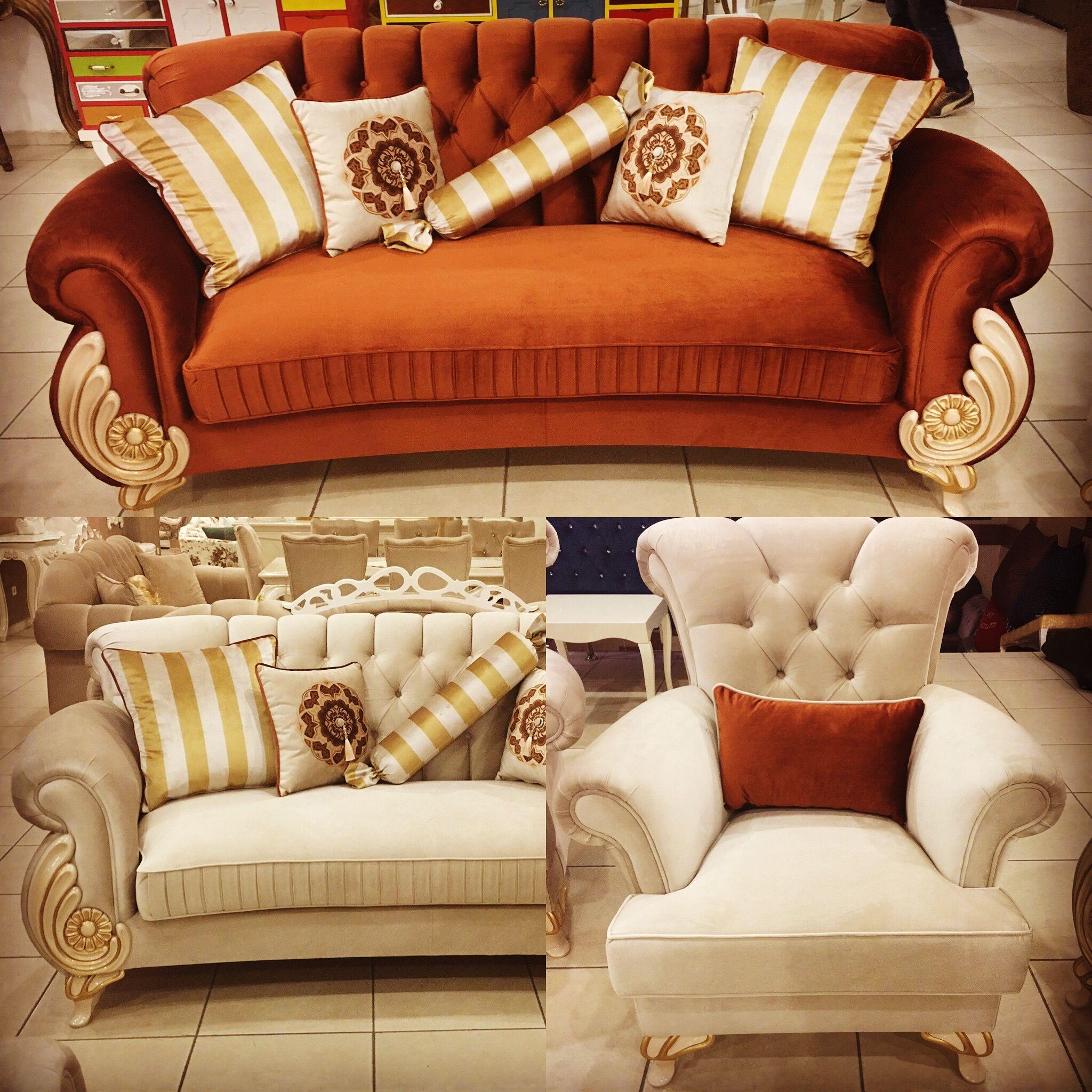 Avellino neo classic luxury Italian sofa set $6 895 neoclassic