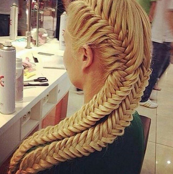 Most Unique And Beautiful New Hair Designs Cool Braid Hairstyles Braided Hairstyles Cool Braids