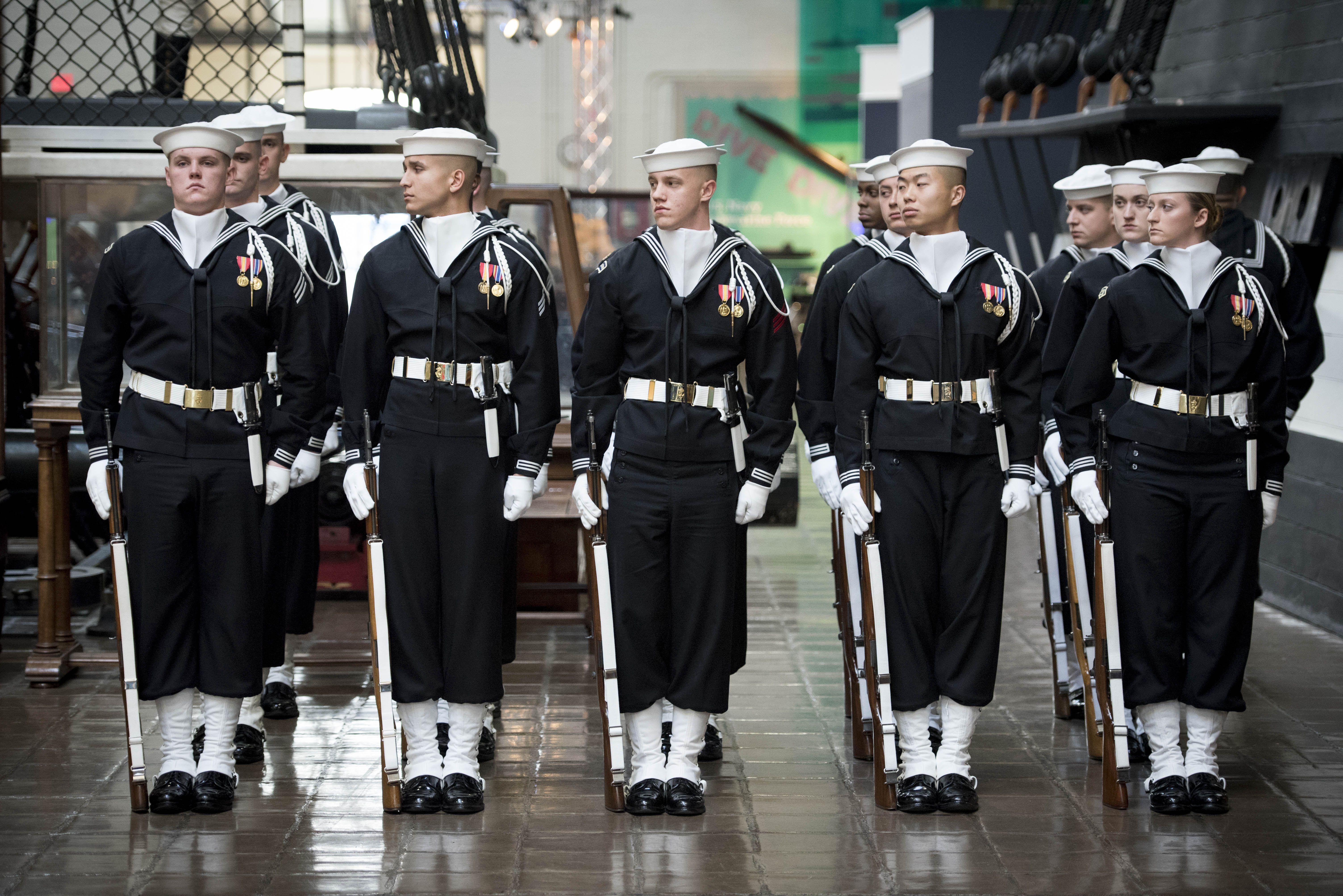 Ceremonial Guard Us Navy Pinterest - Us-navy-ceremonial-guard