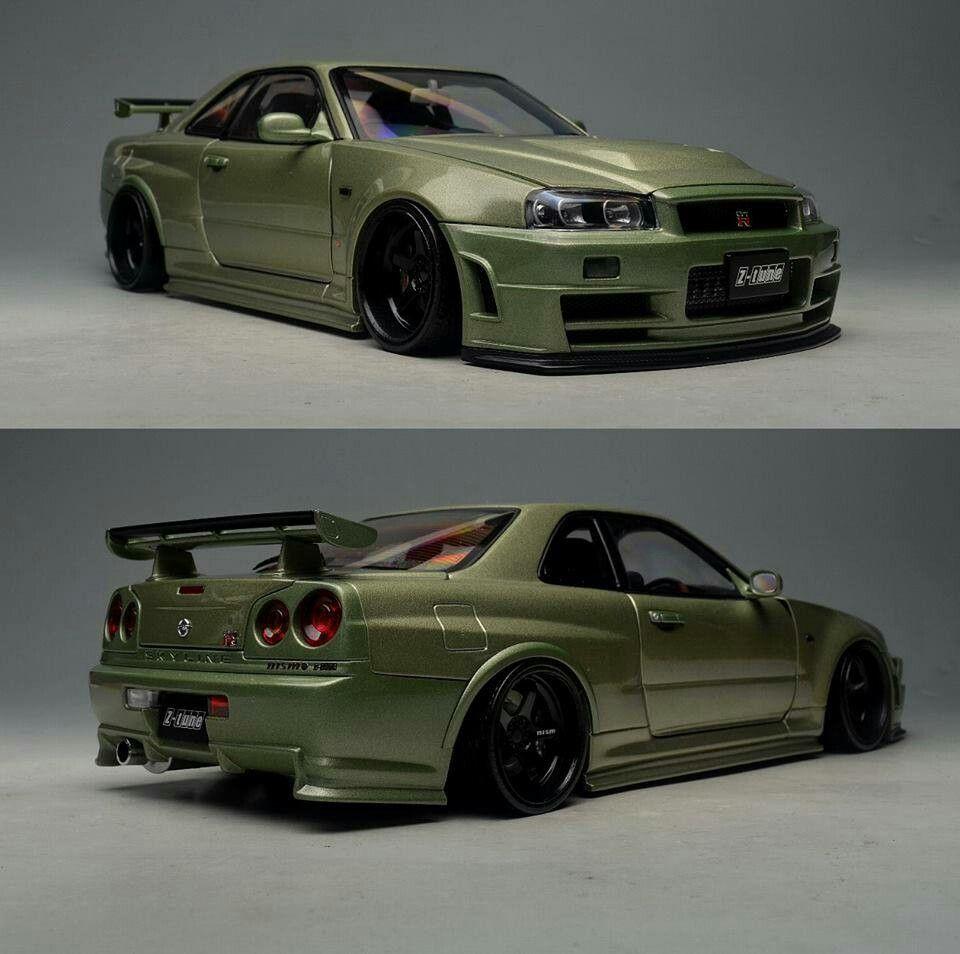 Nissan Skyline R34 GT R