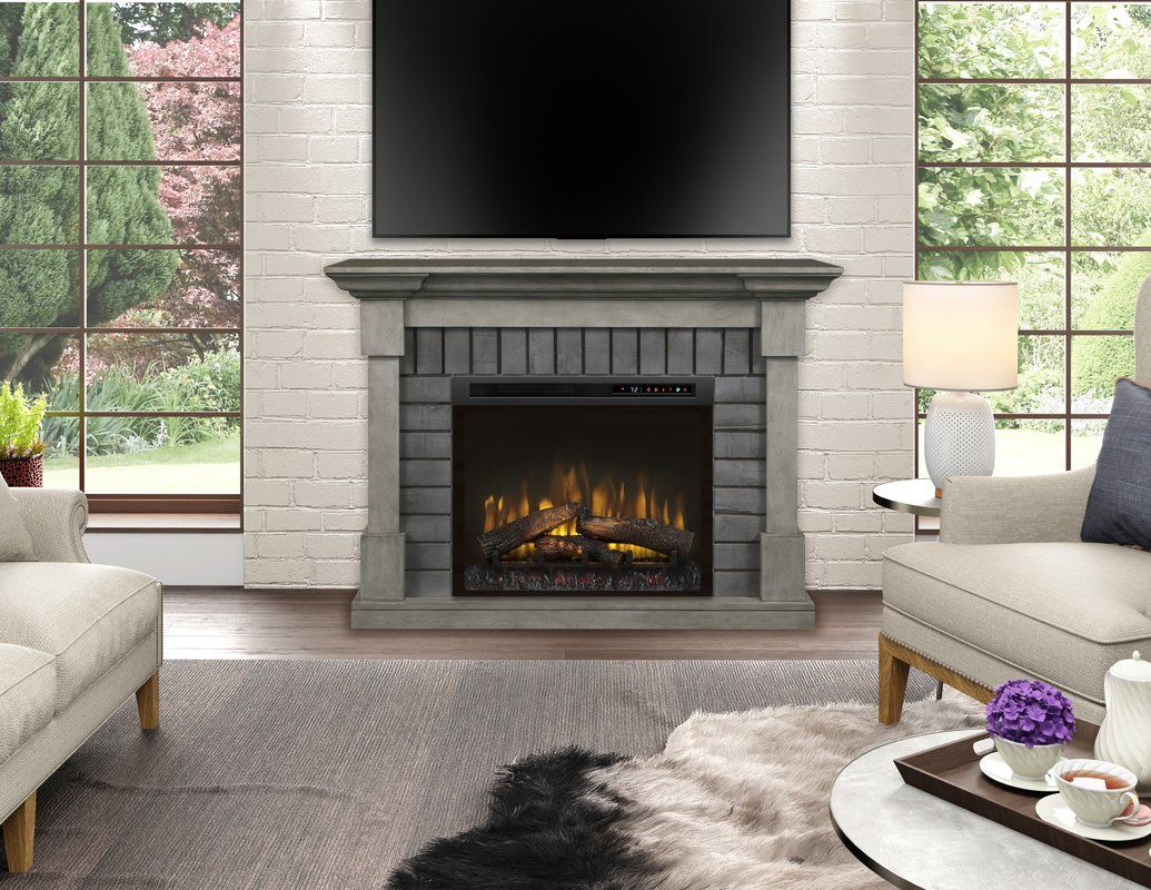 Congdon Electric Fireplace Electric Fireplace Fireplace Mantels