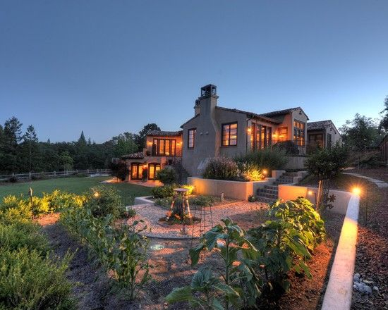 Tuscan Modern House Interior for Inside and Outside Beautiful