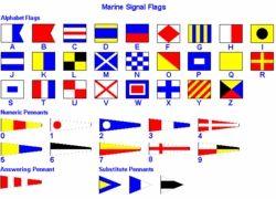 FLAG Total 42 Flag Set of Total 40 flag International Code Flags