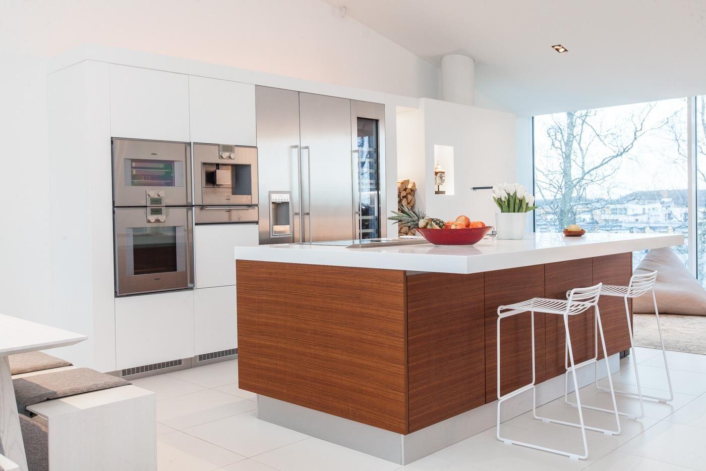 Moderni keittiö, Etuovi.com Asunnot, 56993729e4b09002ed1513cd - Etuovi.com Sisustus