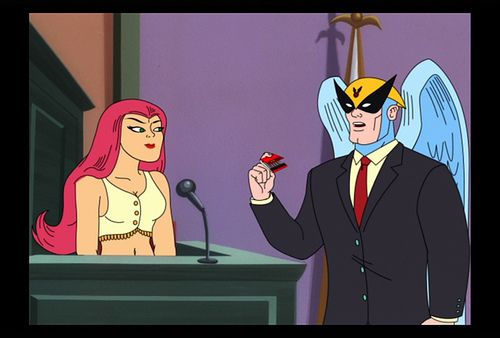 ₪ Harvey Birdman: Attorney At Law ₪