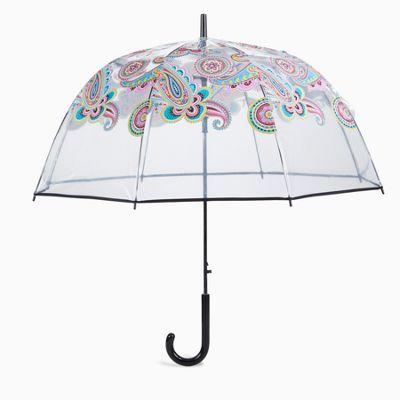 Auto Open Bubble Umbrella #clearumbrella
