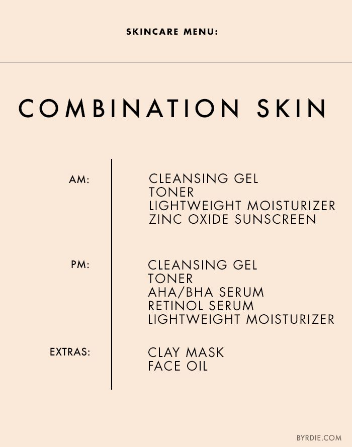 The Exact Regimen You Should Be Following For Your Skin Type