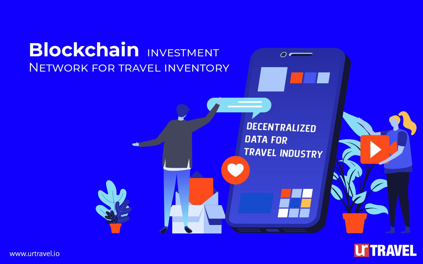 Blockchain Investment Network For Travel Inventory For