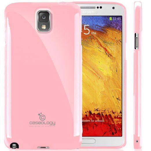competitive price 4c47d 0b925 Amazon.com: Caseology Samsung Galaxy Note 3 [Retro Flex Series ...