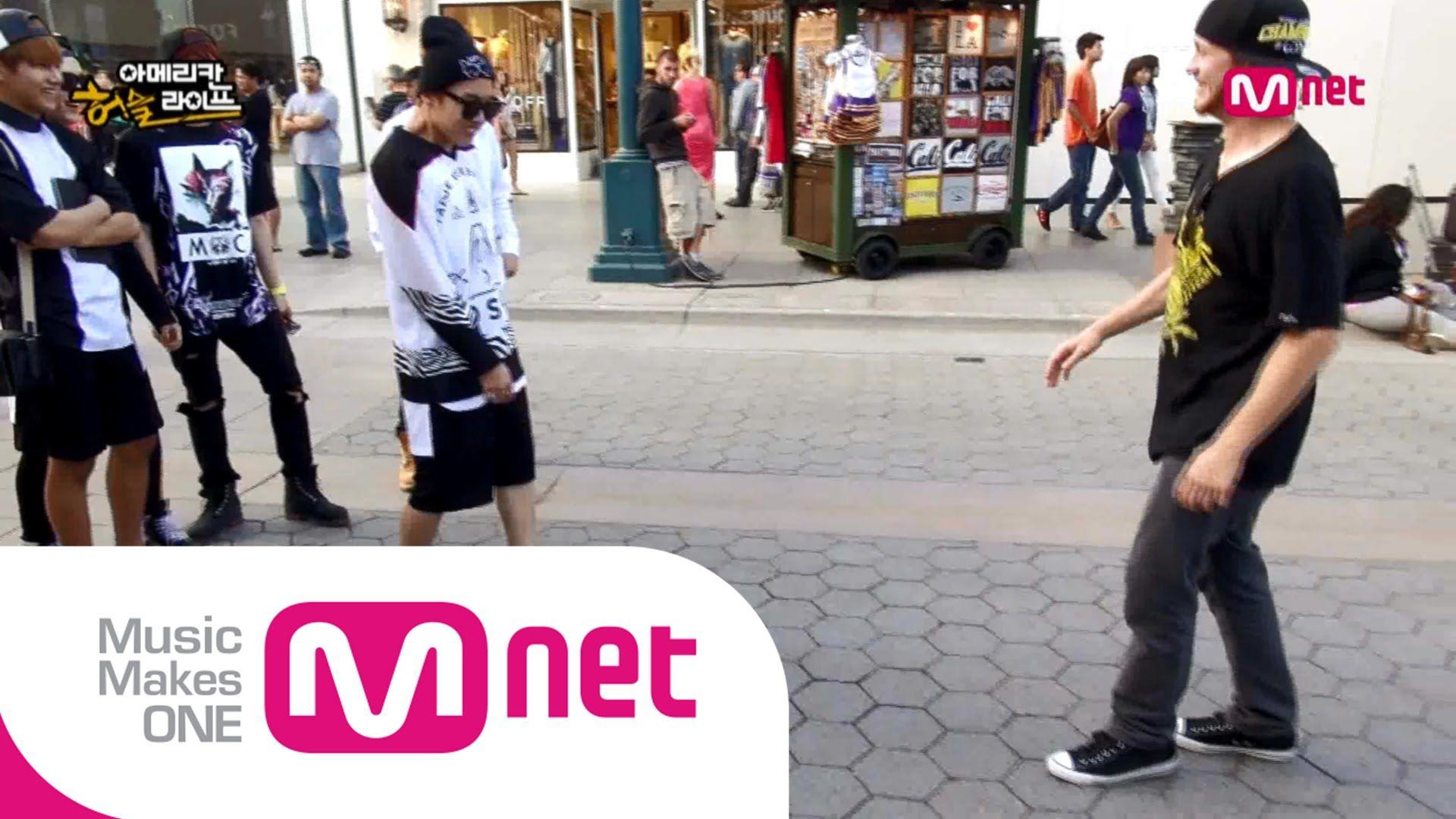 [BTS의 아메리칸허슬라이프] 미공개영상 - 방탄소년단 제이홉 vs 미국 거리의 댄서(No Cut) #BTS #방탄소년단