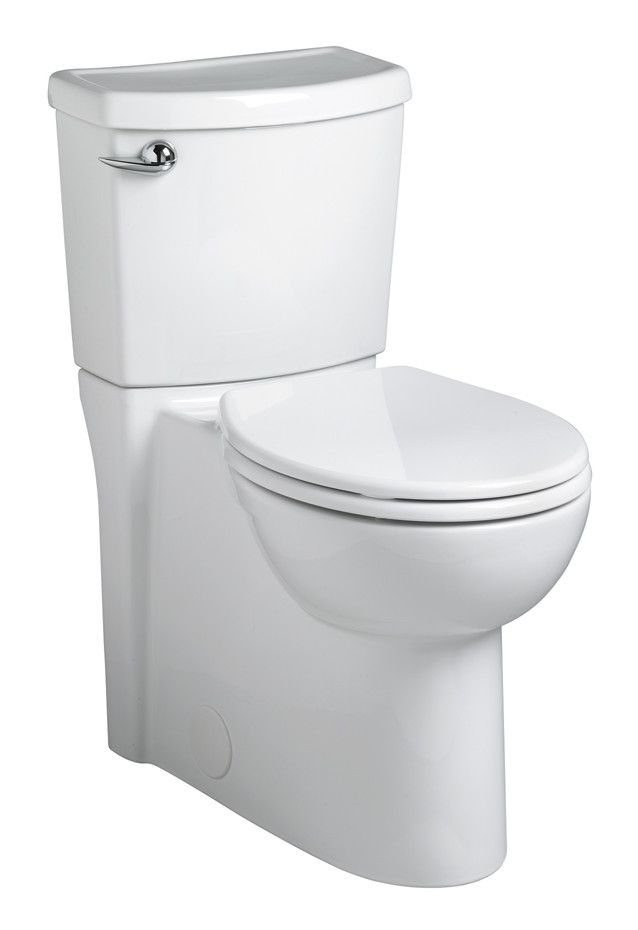 Cadet 1 28 Gpf Round Two Piece Toilet American Standard Toilet One Piece Toilets
