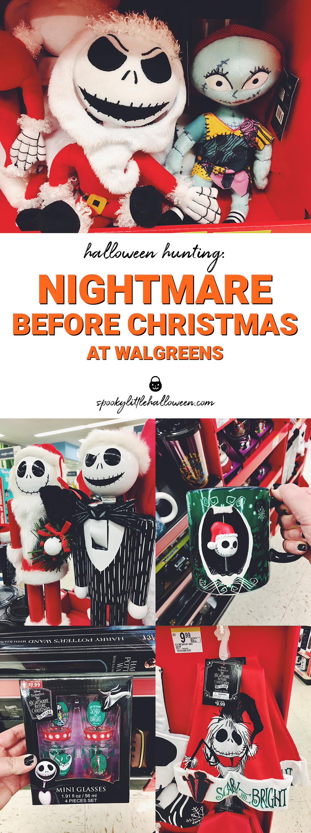 Make your holiday spooky with this Nightmare Before Christmas decor ...