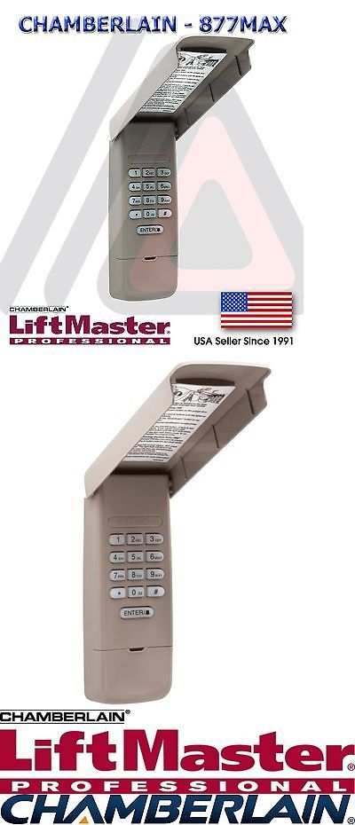 Unique Liftmaster Wireless Keyless Entry System