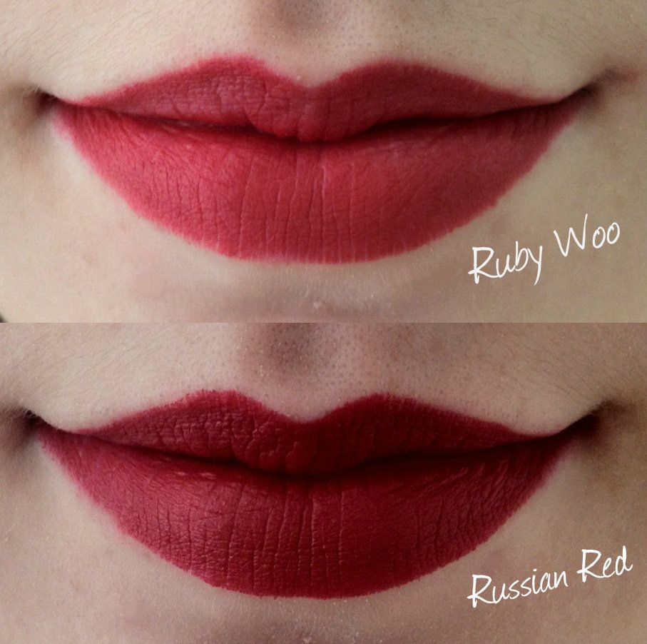 MAC RED LIPSTICK: Three Must Haves