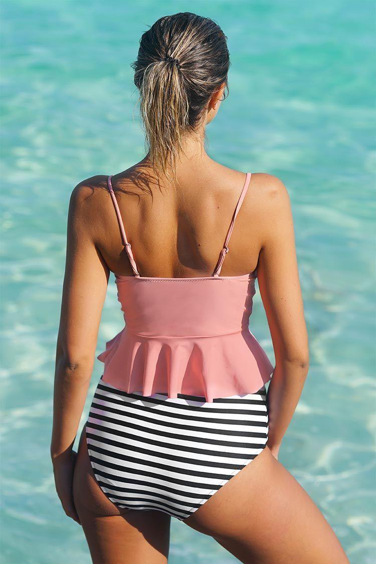 Bottomless Swimsuit