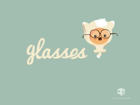 Glasses story for ipad