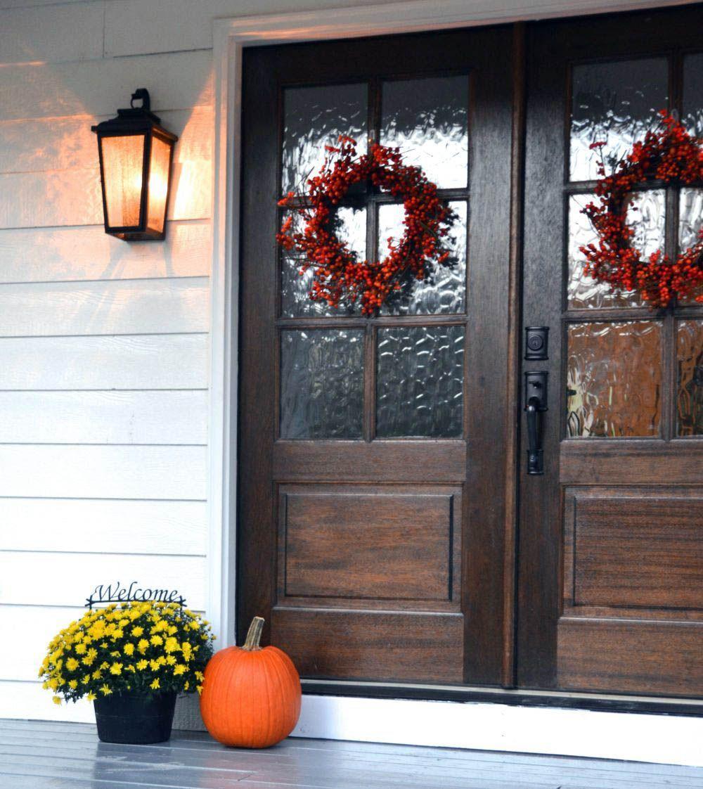 Get These Top Trending Blue Porch Lights Meaning To Inspire You Front Door Design Exterior Front Doors Wood Front Doors