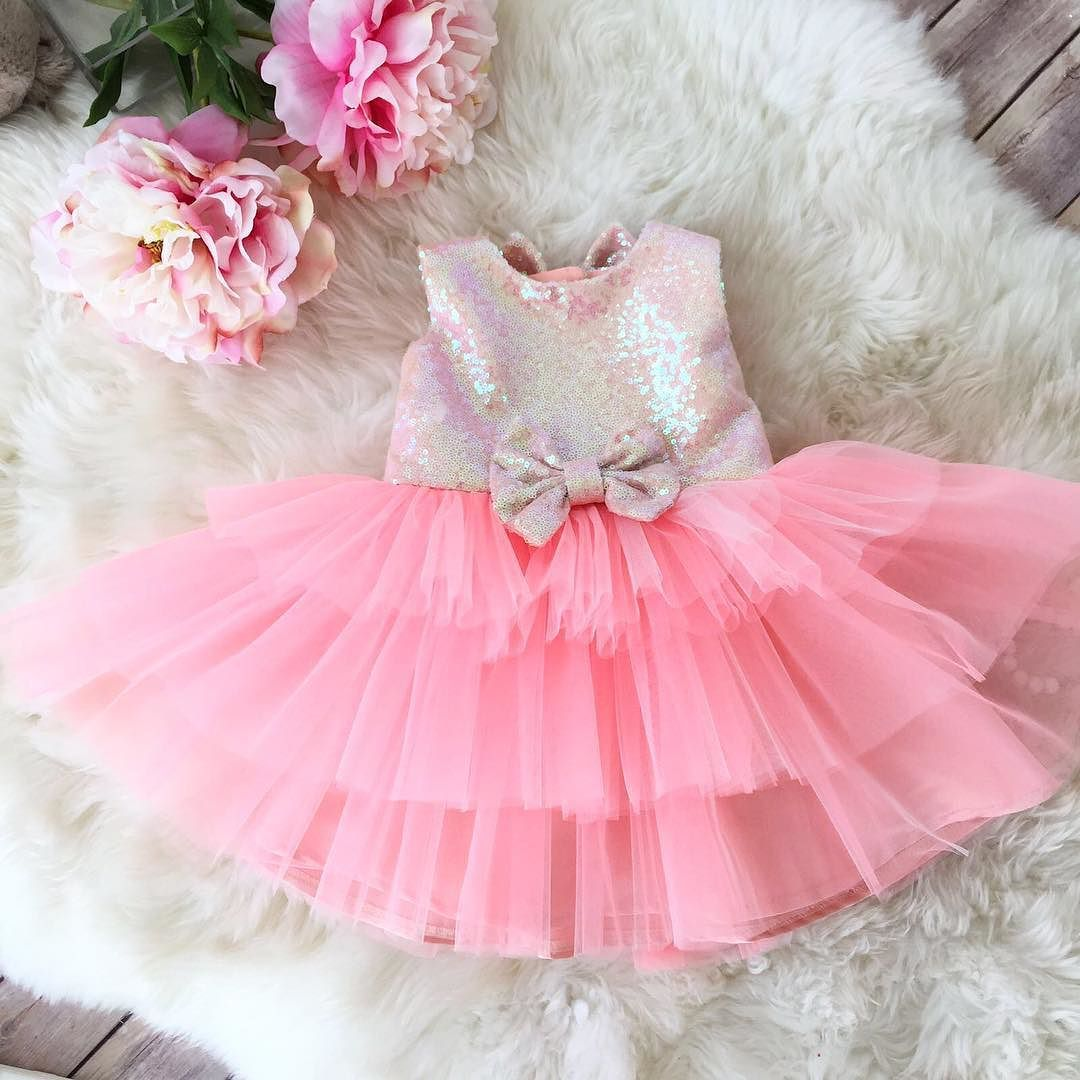 Icy Pink Princess Dress To order: ittybittytoes.com (search \