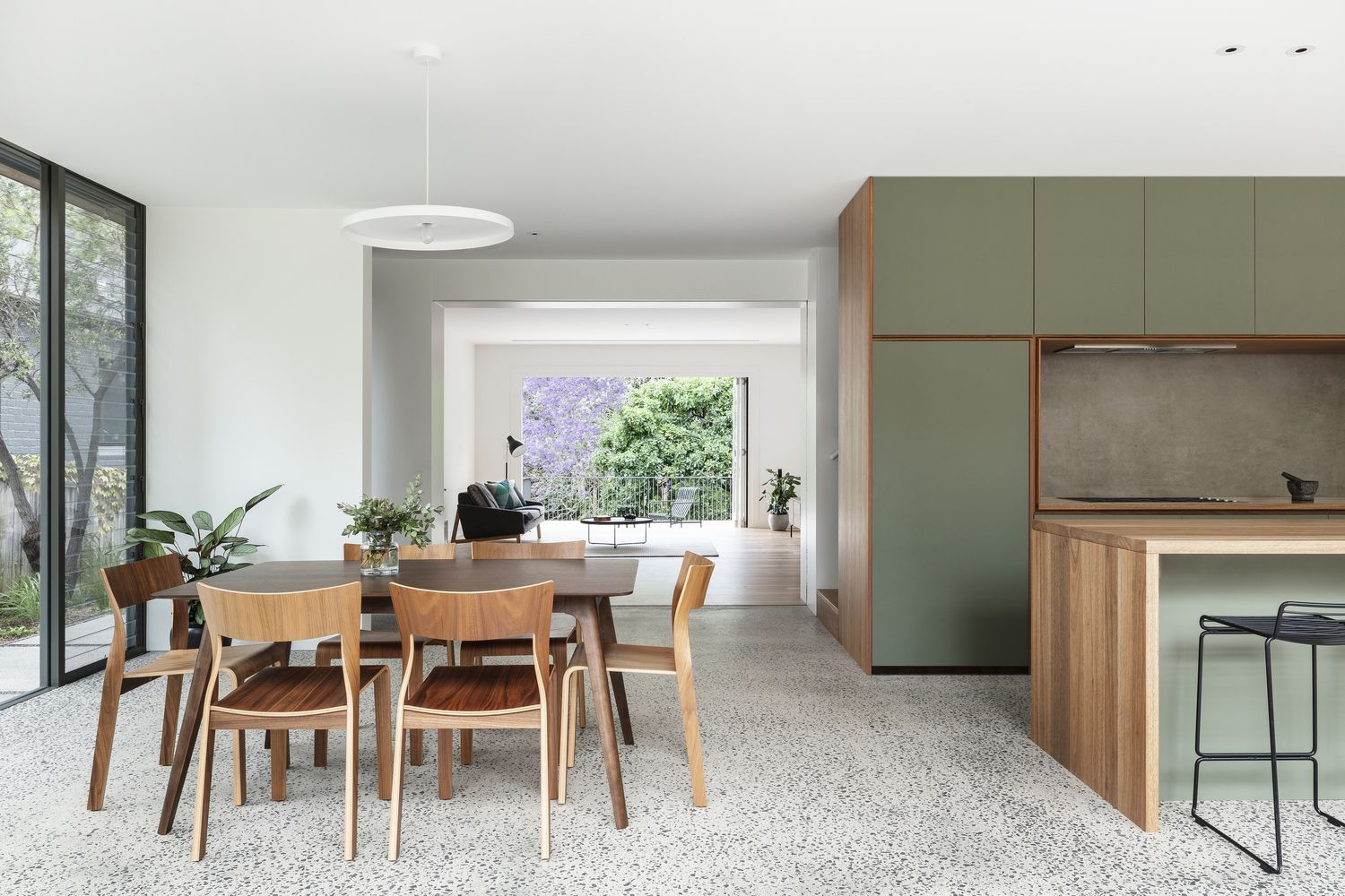 Gallery Of Cooks River House Studioplusthree 11 In 2020 River House House Interior Architecture