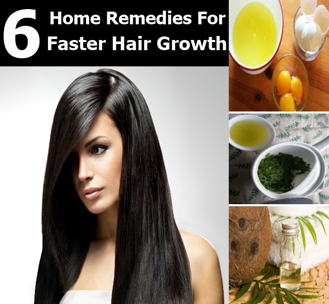 Home Remedies For Instant Hair Growth