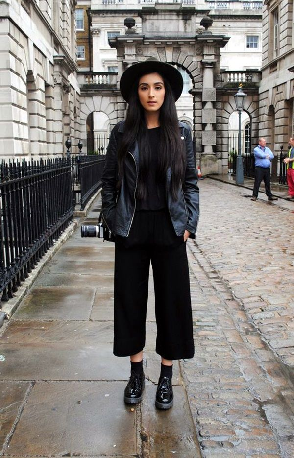 4c6182525122 25 Casual Culottes Outfit Trends To Change The Way Of Styling ...