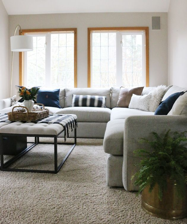 The Family Room Sectional Was Our Best Choice Yet Family Room