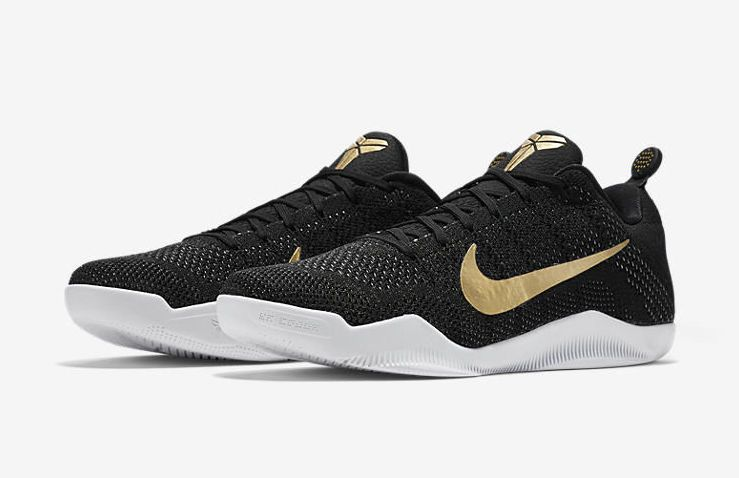 watch 112c3 b6fc4 Official Image Of The Nike Kobe 11 Elite GCR