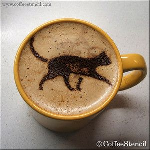 cat of the day cappuccino designs 06 for those who cannot be