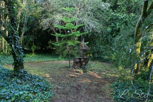 Jardín de la Saleta