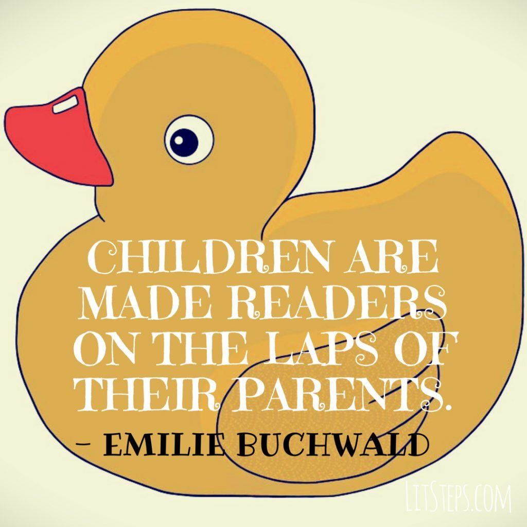 Quote - Emilie Buchwald | Inspirational