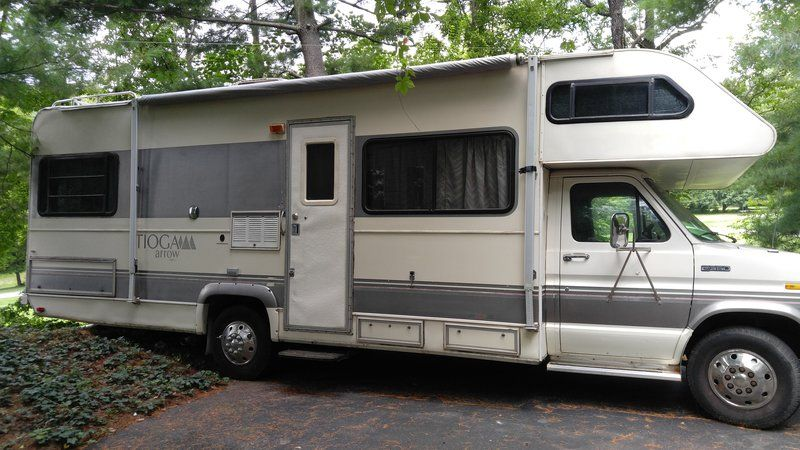 1991 Fleetwood Tioga Arrow 19468y For Sale By Owner High Ridge Mo Rvt Com Classifieds Recreational Vehicles Fleetwood Class C Rv