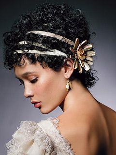 Black and African American Wedding Hairstyles | Wedding Hairstyles ...